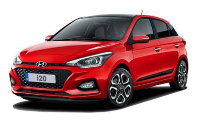 Hyundai I20 Hatchback 1.0 T-Gdi Premium Nav 5dr Auto Business Contract Hire 6x35 10000
