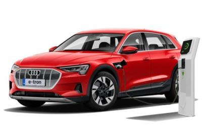 Audi e-tron Estate Special Editions 230kW 50 Quattro 71KWh Launch Edition 5dr Auto Lease 6x35 10000