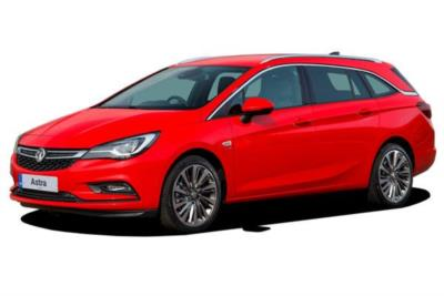 Vauxhall Astra Sport Tourer 1.2 Turbo 130 Business Edition Nav 5dr Business Contract Hire 6x35 10000