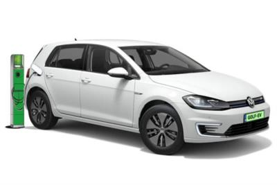 Volkswagen Golf Electric Hatchback 99kW e-Golf 35kWh 5dr Auto Business Contract Hire 6x35 10000