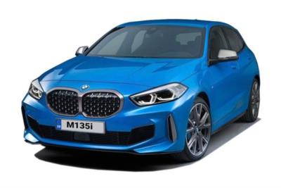 Bmw 1 Series Hatchback M135i xDrive 5dr Step Auto [Tech 1/Plus Pack] Business Contract Hire 6x35 10000