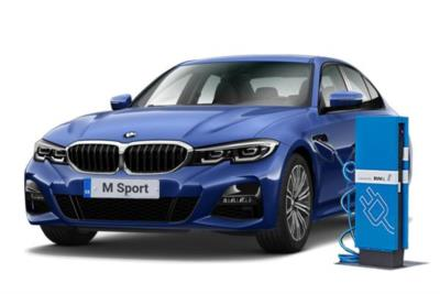 Bmw 3 Series Saloon 330e M Sport 4dr Auto [Plus Pack] Business Contract Hire 6x35 10000