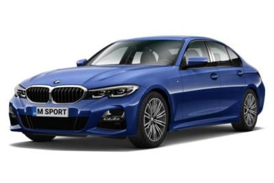 Bmw 3 Series Diesel Saloon 318d M Sport 4dr Step Auto [Plus Pack] Business Contract Hire 6x35 10000