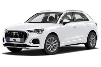 Audi Q3 Diesel Estate 35 Tdi Quattro Sport 5dr [Comfort And Sound Pack] Business Contract Hire 6x35 10000