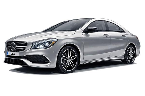 Mercedes Benz CLA Class Coupe 180 AMG Line 4dr Tip Auto from £263.27 + VAT per month