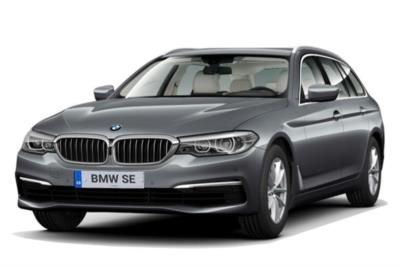 Bmw 5 Series Diesel Touring 520d MHT SE 5dr Auto Business Contract Hire 6x35 10000