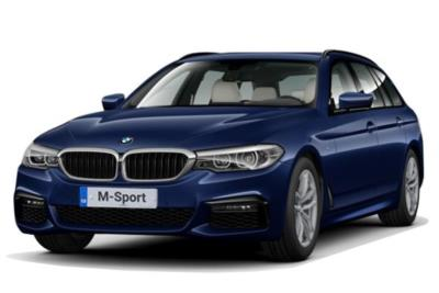 Bmw 5 Series Diesel Touring 520d MHT M Sport 5dr Auto Business Contract Hire 6x35 10000