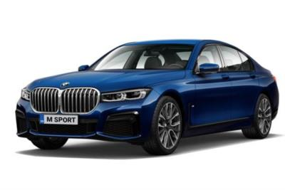Bmw 7 Series Saloon 740Li M Sport 4dr Auto [Ultimate Pack] Business Contract Hire 6x35 10000