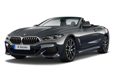 Bmw 8 Series Convertible 840i sDrive 2dr Auto [Ultimate Pack] Business Contract Hire 6x35 10000