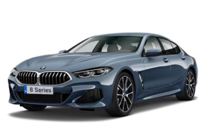 Bmw 8 Series Gran Coupe 840i sDrive 4dr Auto [Ultimate Pack] Business Contract Hire 6x35 10000