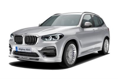Bmw Alpina Touring B5 V8 [608] Bi Turbo 5dr 4WD Switch-Tronic Business Contract Hire 6x35 10000