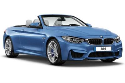 Bmw M4 Convertible M4 Competition 2dr DCT [Ultimate Pack] Business Contract Hire 6x35 10000