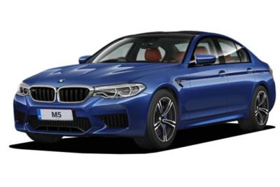 Bmw M5 Saloon M5 Competition 4dr DCT Business Contract Hire 6x35 10000