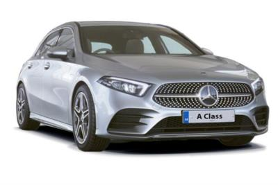 Mercedes Benz A Class Diesel Saloon A180d AMG Line 4dr Business Contract Hire 6x35 10000