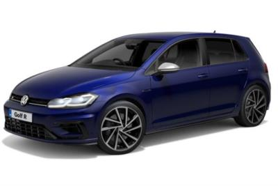 Volkswagen Golf Hatchback 2.0 Tsi 300 R 5dr 4Motion Dsg Business Contract Hire 6x35 10000