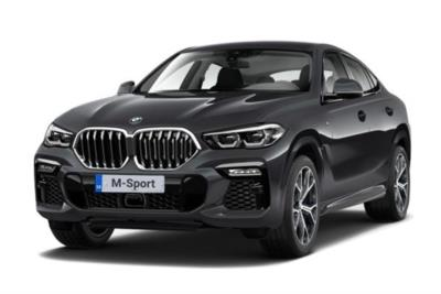 Bmw X6 Estate xDrive40i M Sport 5dr Step Auto Business Contract Hire 6x35 10000