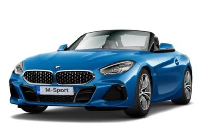 Bmw Z4 Roadster sDrive 30i M Sport 2dr Auto [Tech-Plus Pack] Business Contract Hire 6x35 10000