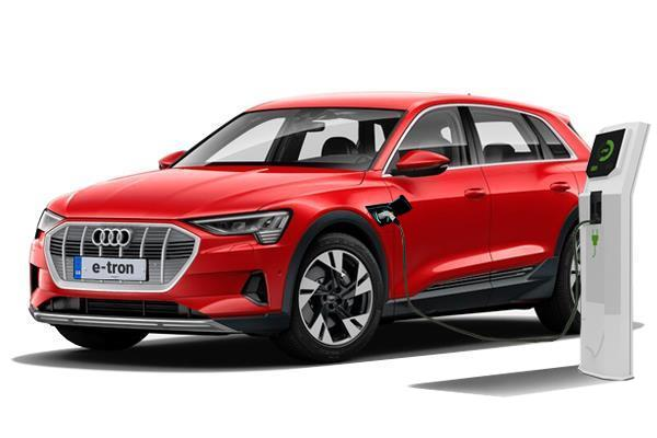 Audi e-tron Estate Special Editions 300Kw 55 Quattro 95KWh Launch Edition 5dr Auto [Comfort and Sound] Business Contract Hire 6x35 10000