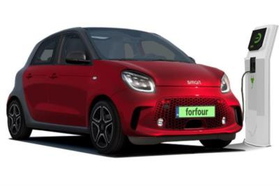 Smart ForFour Electric Hatchback 60kW EQ Pulse Premium 17kWh 5dr Auto [22kWCh] Business Contract Hire 6x35 10000