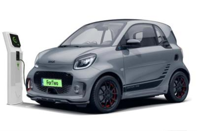 Smart ForTwo Electric Cabrio Special Editions 60kW EQ Edition 1 17kWh 5dr Auto [22kWCh] Business Contract Hire 6x35 10000