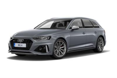 Audi RS 4 Avant RS 4 Tfsi Quattro 5dr S Tronic [Comfort Sound] Business Contract Hire 6x35 10000