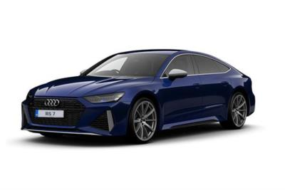 Audi RS 7 Sportback RS 7 Tfsi Quattro Carbon Black 5dr Tiptronic Business Contract Hire 6x35 10000