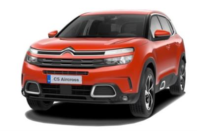 Citroen C5 Aircross Diesel Hatchback 1.5 BlueHdi 130 Flair 5dr EAT8 Business Contract Hire 6x35 10000