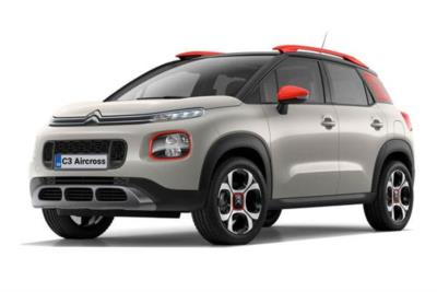 Citroen C3 Aircross Hatchback 1.2 PureTech 110 Feel 5dr [6 speed] Business Contract Hire 6x35 10000