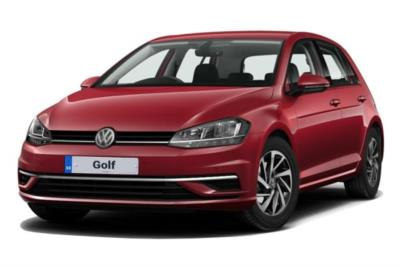 Volkswagen Golf Hatchback 1.5 Tsi Life 5dr Business Contract Hire 6x35 10000