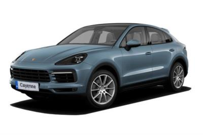 Porsche Cayenne Coupe E Hybrid Turbo S 5dr Tiptronic S Business Contract Hire 6x35 10000