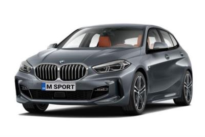 Bmw 1 Series Diesel Hatchback 120d M Sport 5dr Step Auto [Tech Pack 1-Plus Pack] Business Contract Hire 6x35 10000