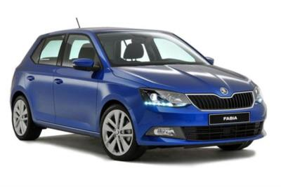 Skoda Fabia Hatchback Special Edition 1.0 MPI Colour Edition 5dr Business Contract Hire 6x35 10000