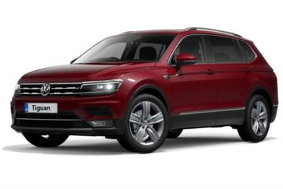 Volkswagen Tiguan Allspace Diesel Estate 2.0 TDI SEL 5dr DSG Business Contract Hire 6x35 10000