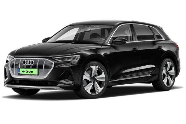 Audi e-tron Estate 230Kw 50 Quattro 71KWh S Line 5dr Auto Business Contract Hire 6x35 10000