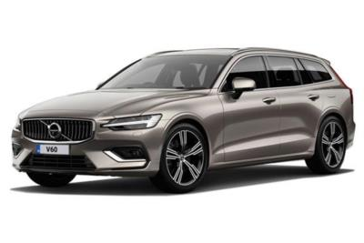 Volvo V60 Diesel Sportswagon 2.0 D4 [190] Momentum [Leather] Auto Business Contract Hire 6x35 10000