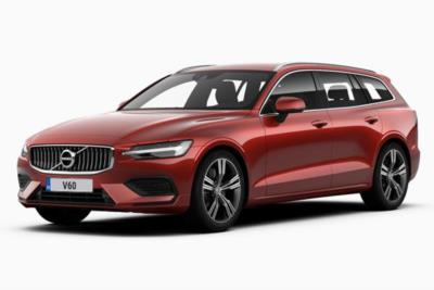 Volvo V60 Sportswagon 2.0 T6 Recharge PHEV R Design 5dr AWD Auto Business Contract Hire 6x35 10000