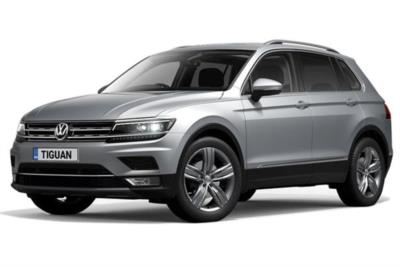 Volkswagen Tiguan Diesel Estate 2.0 Tdi 150ps BMT Sel 5dr 2WD 6Mt Business Contract Hire 6x35 10000