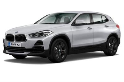 Bmw X2 Hatchback sDrive 18i Sport 5dr Step Auto Business Contract Hire 6x35 10000
