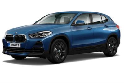 Bmw X2 Diesel Hatchback sDrive 18d Sport 5dr Step Auto Business Contract Hire 6x35 10000