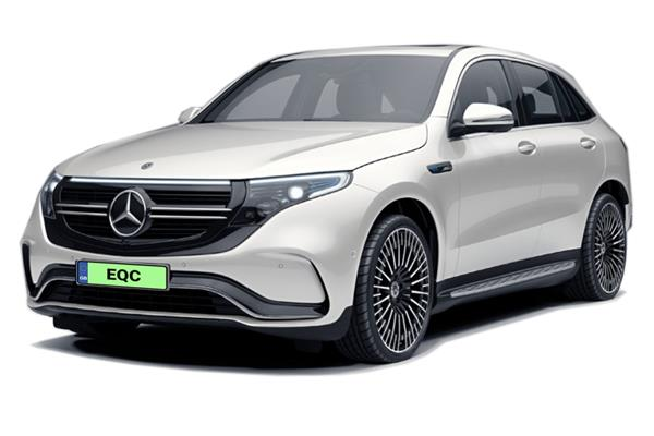 Mercedes Benz EQC SUV Estate 400 300kW AMG Line Premium 80kWh 5dr Auto Business Contract Hire 6x35 10000