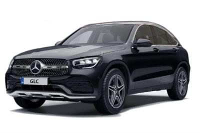 Mercedes Benz GLC Class Diesel Coupe 300d 4Matic AMG Line Premium 5dr 9G-Tronic Business Contract Hire 6x35 10000