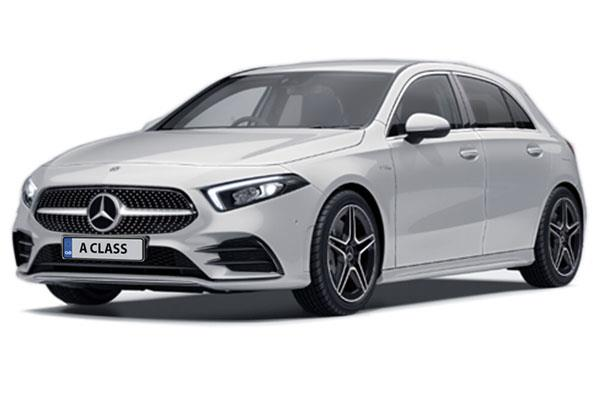 Mercedes Benz A Class Hatchback A250e AMG Line 5dr Auto Business Contract Hire 6x35 10000