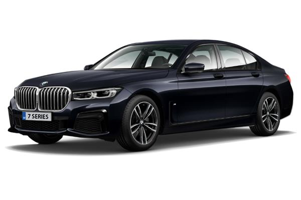 Bmw 7 Series Saloon 745e M-Sport 4dr Auto Business Contract Hire 6x35 10000