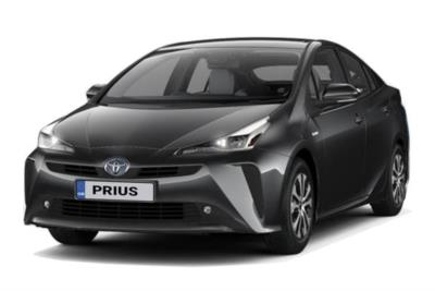 Toyota Prius Hatchback 1.8 Vvti Business Edition 5dr CVT Business Contract Hire 6x47 10000