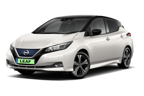 Nissan Leaf Hatchback 110Kw N-Connecta 40Kwh 5dr Auto Business Contract Hire 6x35 10000