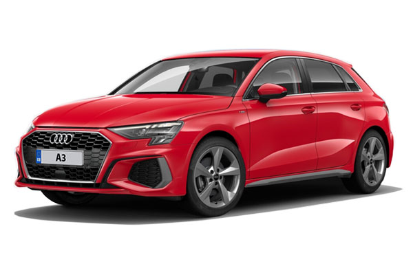 Audi A3 Sportback 30 Tfsi S Line 5dr Business Contract Hire 6x35 10000
