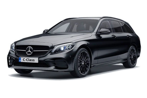Mercedes Benz C Class Estate Special Editions C300 AMG Line Night Edition Premium 5dr 9G Tronic Business Contract Hire 6x35 10000