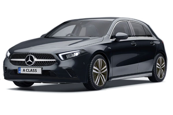 Mercedes Benz A Class Hatchback A180 Sport Executive 5dr Auto Business Contract Hire 6x47 10000