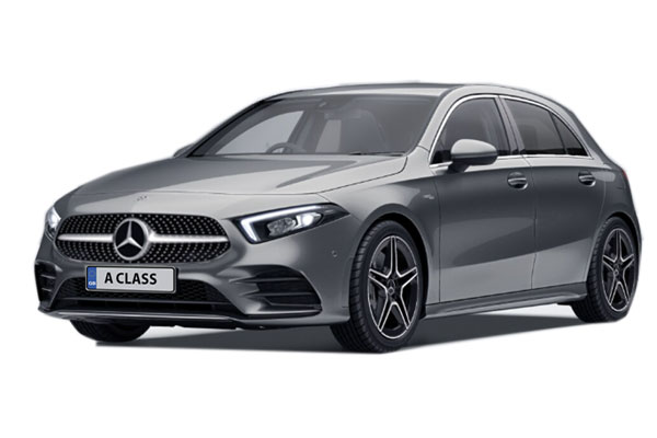 Mercedes Benz A Class Hatchback A180 AMG Line Executive 5dr Auto Business Contract Hire 6x47 10000