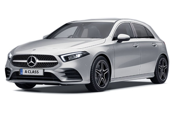 Mercedes Benz A Class Hatchback A200 AMG Line Executive 5dr Auto Business Contract Hire 6x47 10000